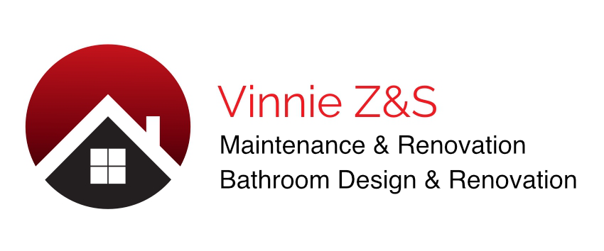 Vinnie Z&S - Renovation & Maintenance Logo